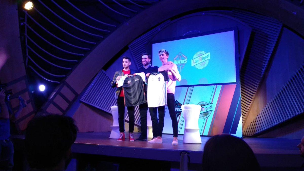 Crónica: Mahou renueva con los esports