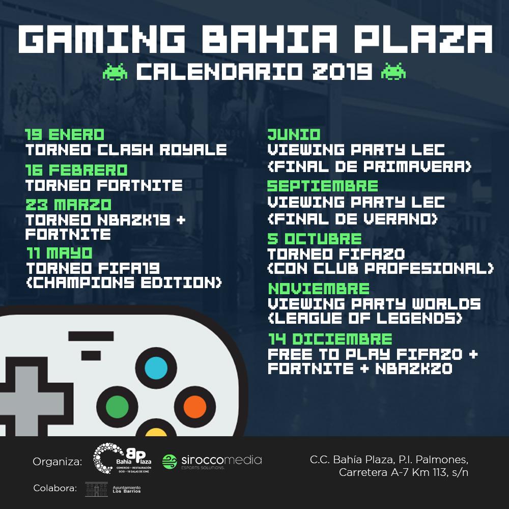 Gaming Bahía Plaza