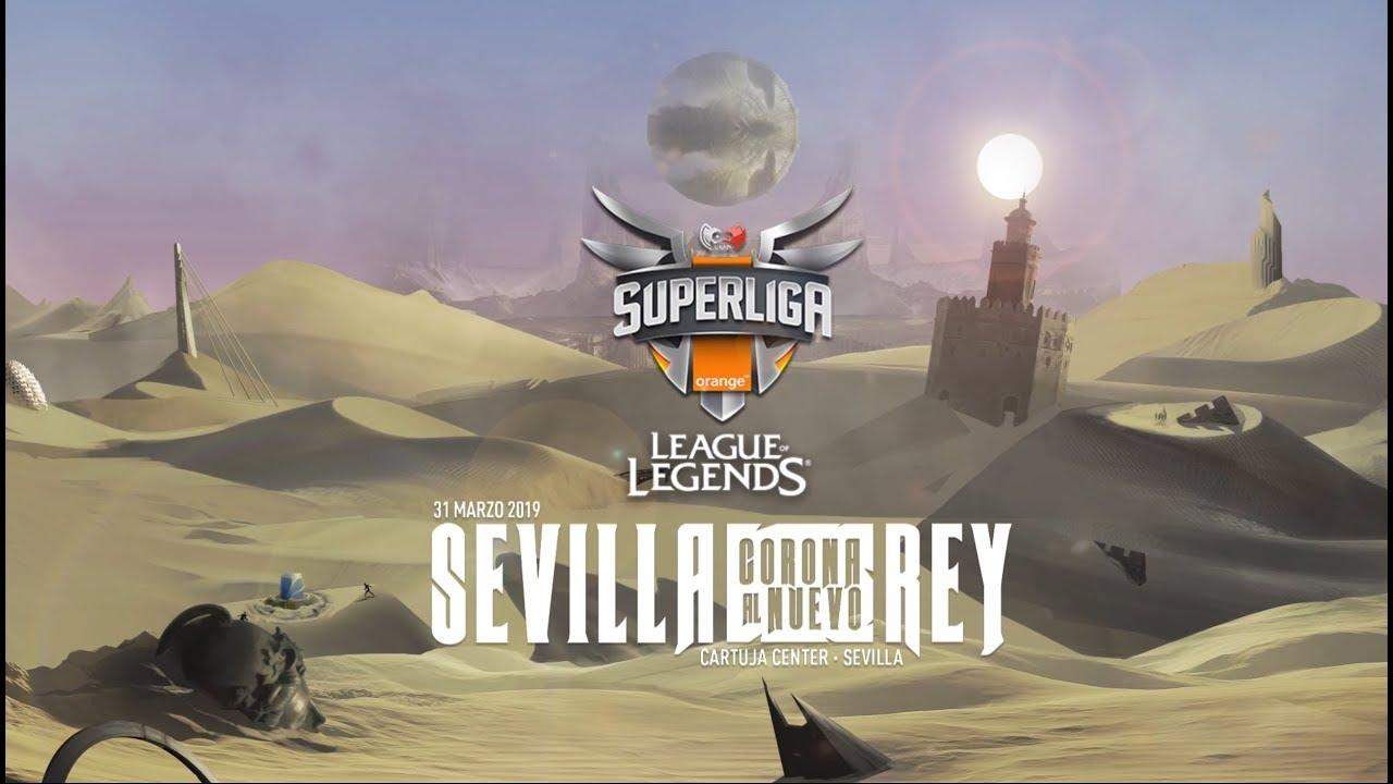 Sevilla está lista para la Final de SLO